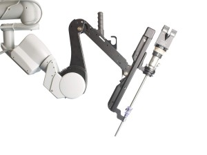 DaVinci robotic arm