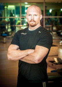 Shaun Cook, personal trainer