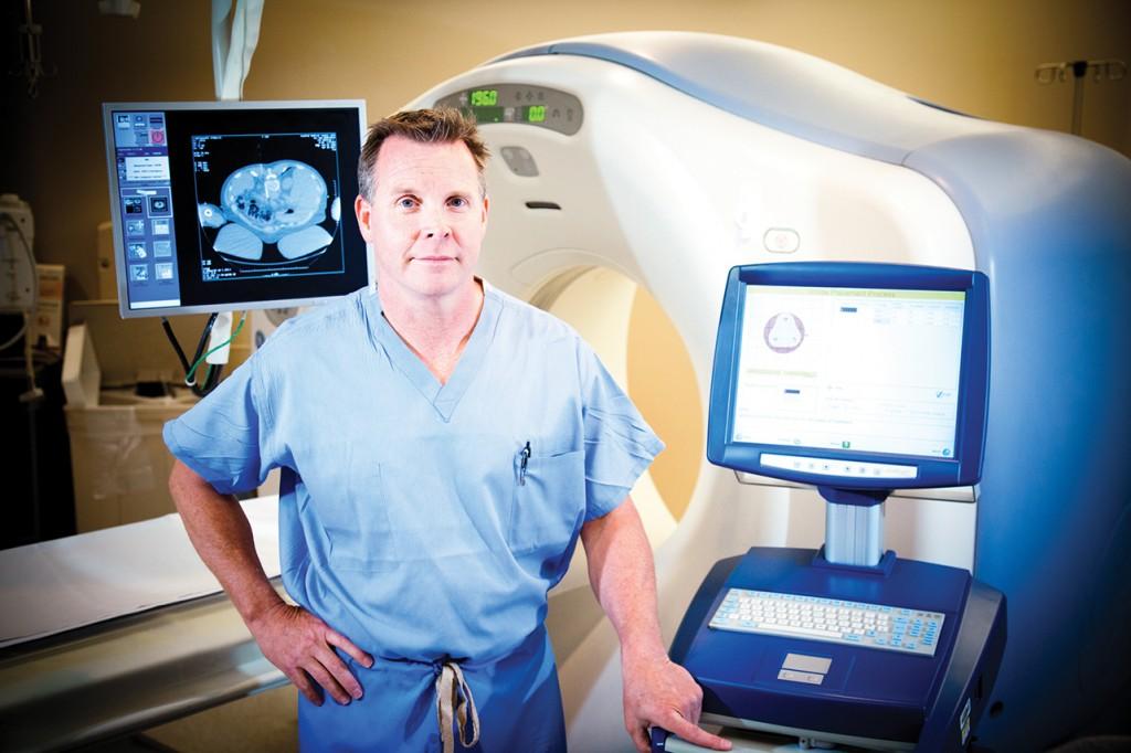 Dr. Charles Nutting, DO, FSIR