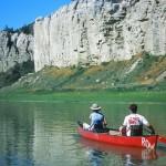 ROW Canoe Trip
