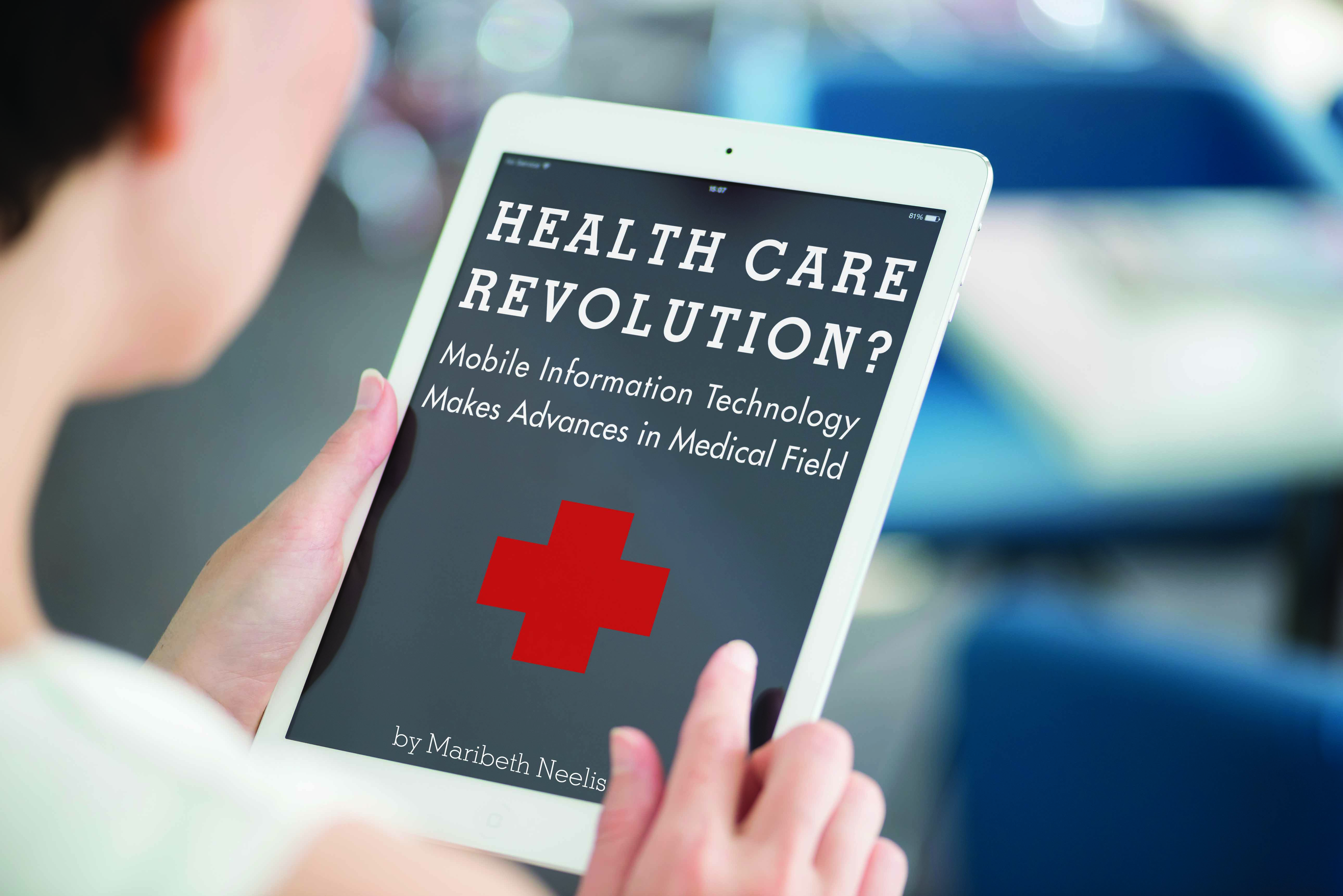 health mobile information technology