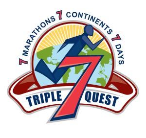 Girls on the Run triple 7 quest