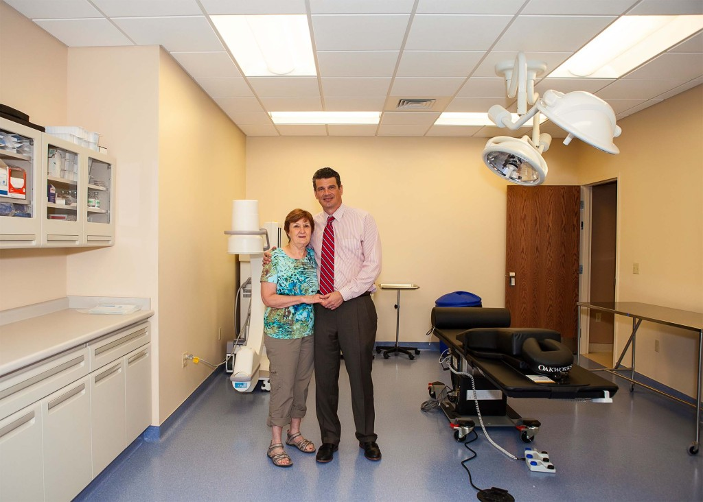 Dr. Zaki Ibrahim, South Denver Spine