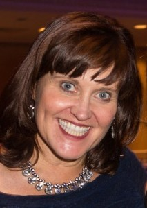 Debbie Hesse, executive director of the USA Swimming Foundation
