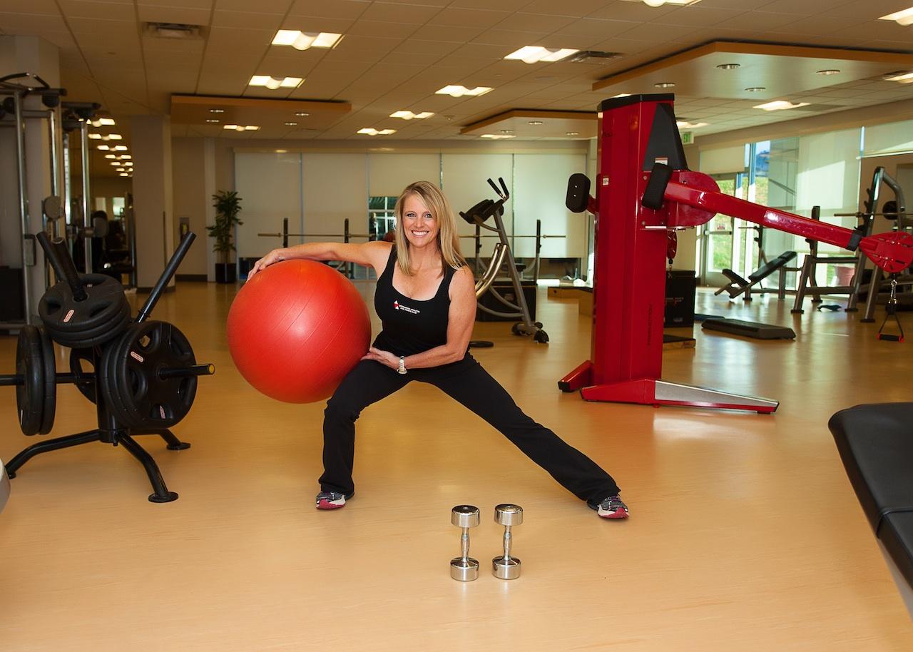 Sherri Warren, greenwood athletic club