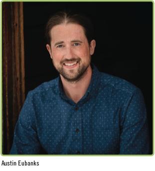 Austin Eubanks, Columbine Survivor