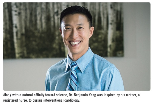 Dr. Benjamin Yang, Sky Ridge Medical Center