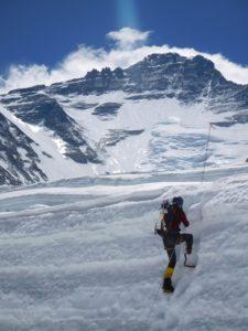 Jeff Glasbrenner, Mount Everest
