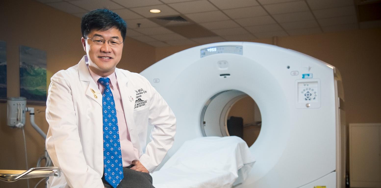 Dr. Eric Liu, Neuroendocrine Tumor Surgeon