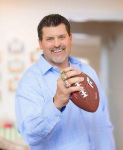 Mark Schlereth, 3 superbowl rings, Denver Broncos