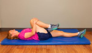back and spine exercises, Dr. Kathy Vidlock, Colorado Orthopaedics