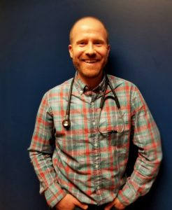 Dr. Nick Krebs