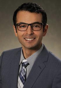 Dr. Sam Aznaurov, a cardiologist with Aurora Denver Cardiology Associates at Presbyterian/St. Luke's Medical Center