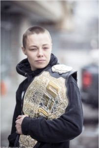 Rose Namajunas, Denver