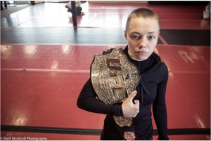 Rose Namajunas, Denver, Fighter
