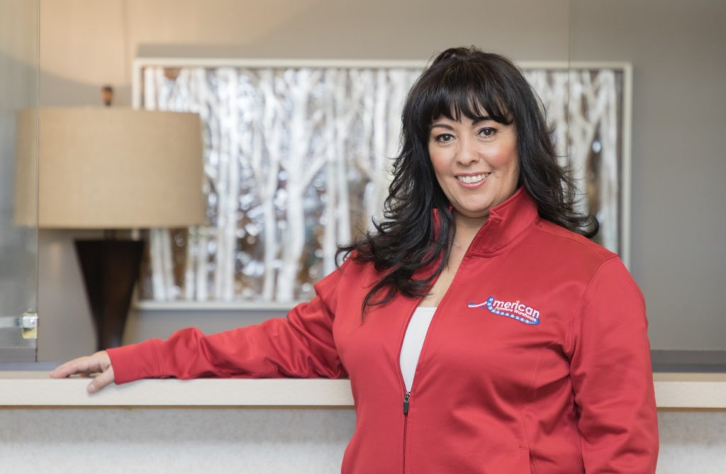 Merlinda Lucas, American Furniture Warehouse