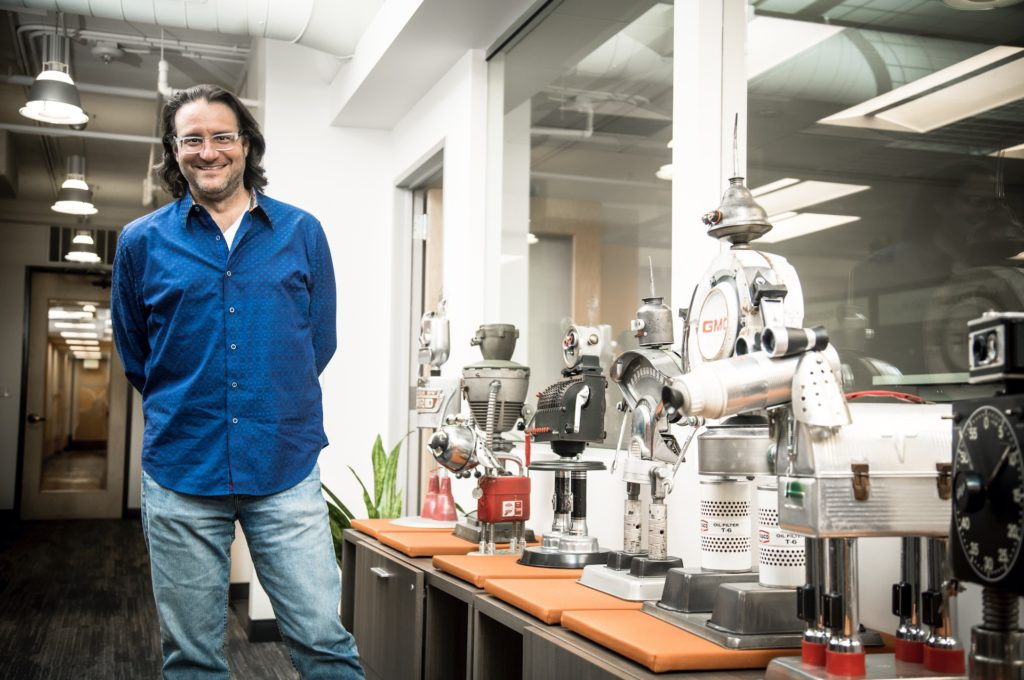 Brad Feld, techstars, mental health,