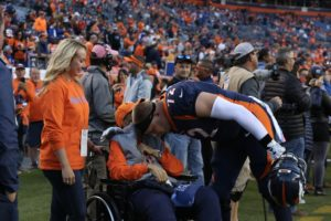 Luke Kellerman Denver Broncos