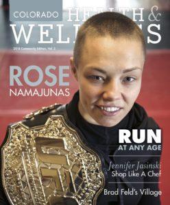 Rose Namajunas Colorado Health & Wellness