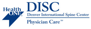 DISC, denver international spine center