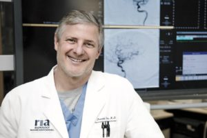 Dr. Don Frei, interventional and neuro-interventional radiologist, Radiology Imaging Associates, Swedish Hospital's Stroke Center