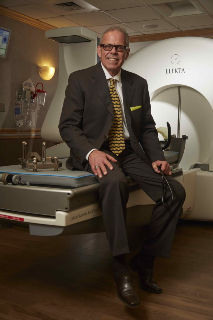 Dr. D. Marshall Davis is a radiation oncology specialist at Swedish Medical Center.