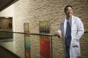 Dr. Tyler Chan, Endocrine surgeon, The Medical Center of Aurora
