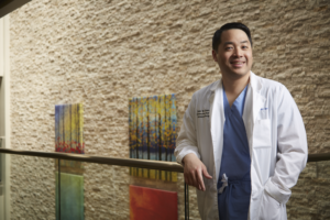 Tyler Chan MD, Endocrine surgeon, The Medical Center of Aurora