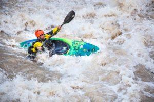 Erik Weihenmayer, Horn Creek Rapid, James Q Martin