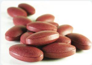 Iron sleeping supplements