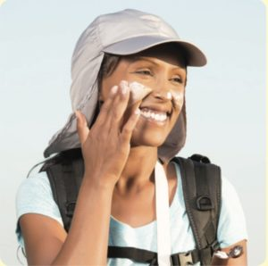 what type of sun screen to apply?