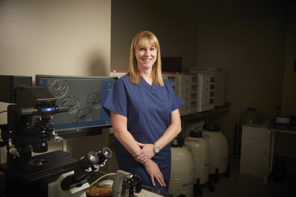 Dr. Dana Ambler, Albrecht Women's Care, Denver Fertility