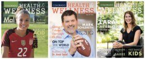Colorado Health & Wellness magazine