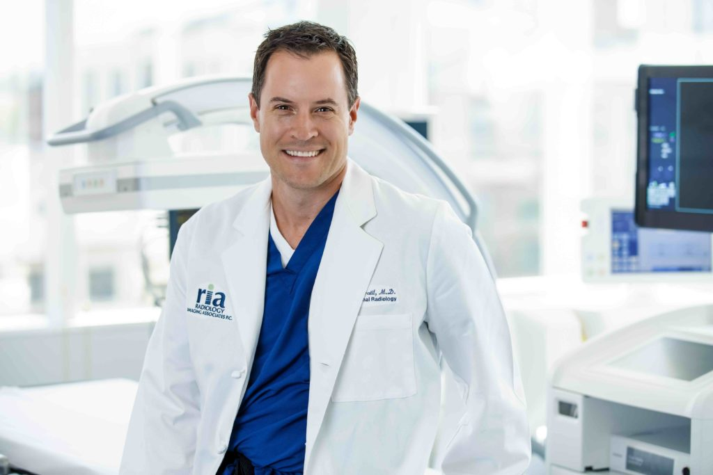 Dr. Peter G. Stratil, RIA Endovascular medical director