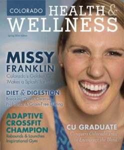Missy Franklin, Colorado Olympic Swimmer