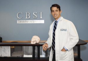 Dr. Brent Kimball, director of neuro-oncology at Sky Ridge