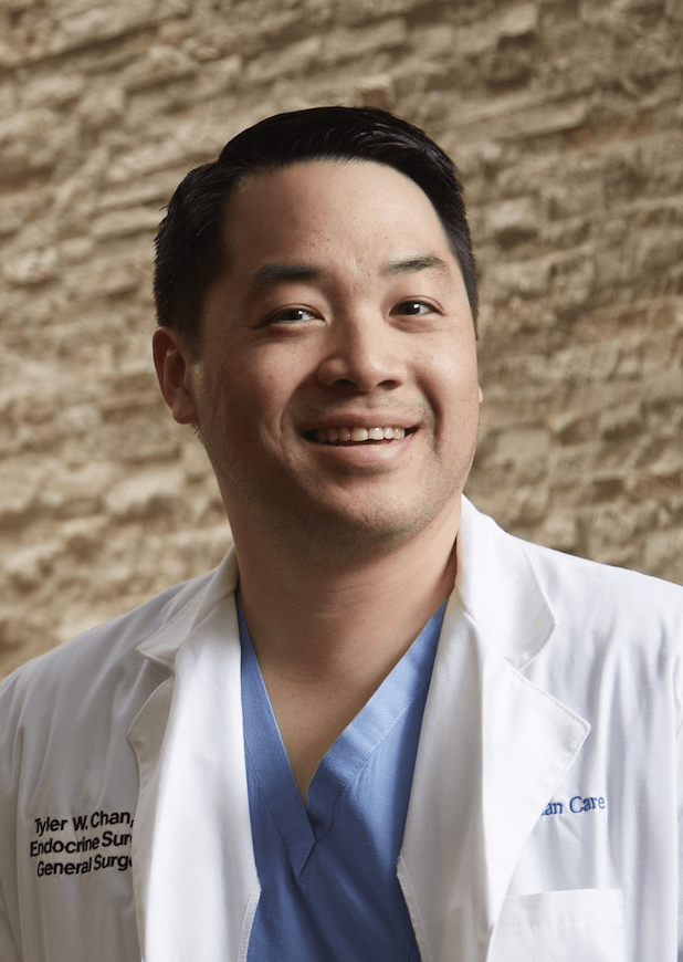 Dr. Tyler Chan, Endocrine Surgeon with The Medical Center of Aurora