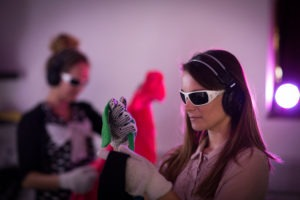 VDT Virtual dementia tour, P.K. Beville, Second Wind Dreams