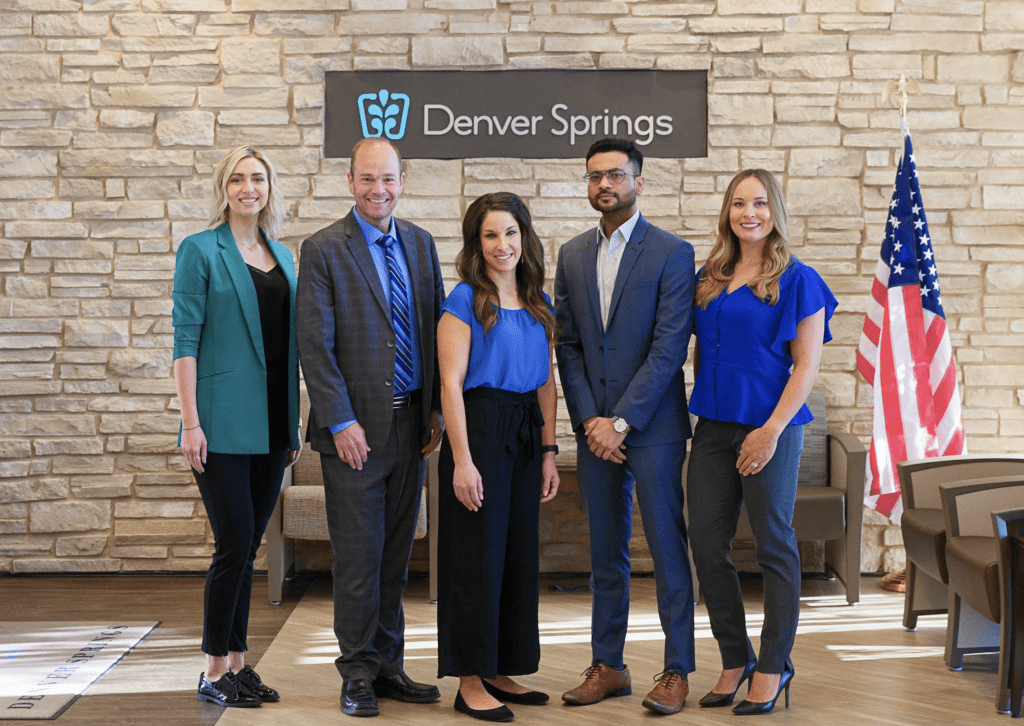 Denver Springs executive team