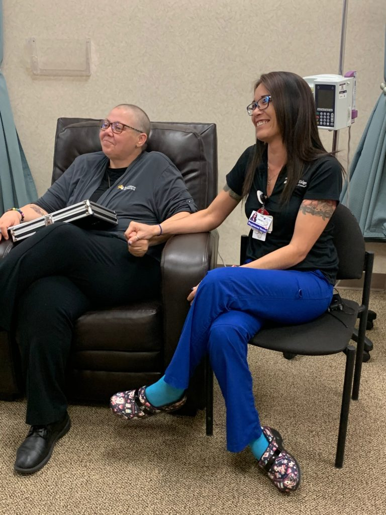 Infusion Services at Sky Ridge Medical Center in Lone Tree