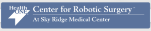 Sky Ridge Medical Center Colorado robotic-assisted navigation