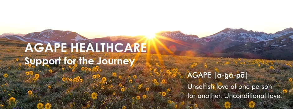 Agape Healthcare Denver hospice palliative
