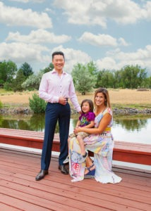 Woosik Chung, Denver Colorado, Family, life story