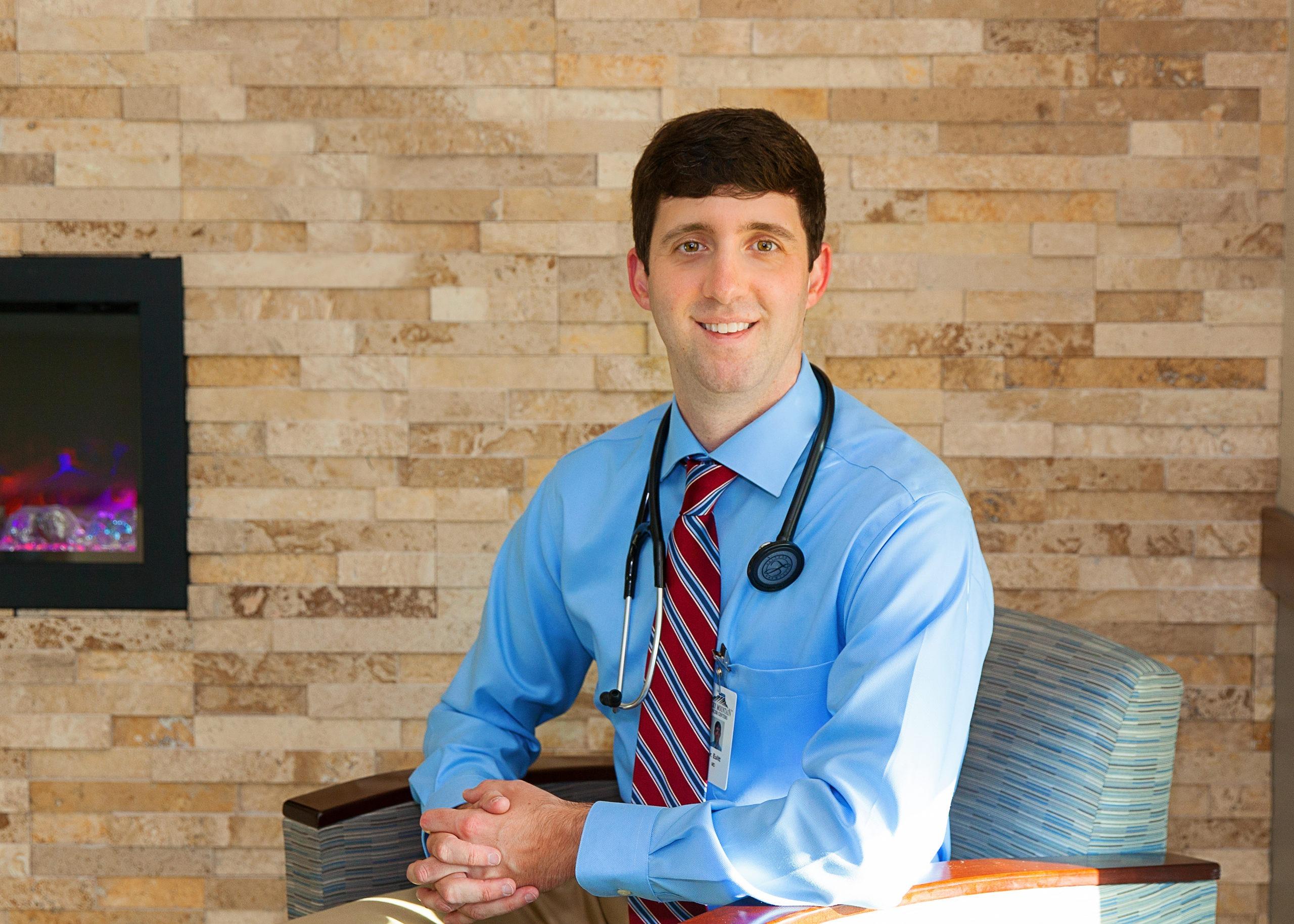 Dr. Patrick Eulitt, Hematologist, Rocky Mountain Cancer Centers, Denver, Colorado